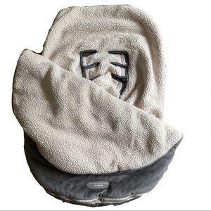 JJ Cole Collection BundleMe Infant Carrier Cover